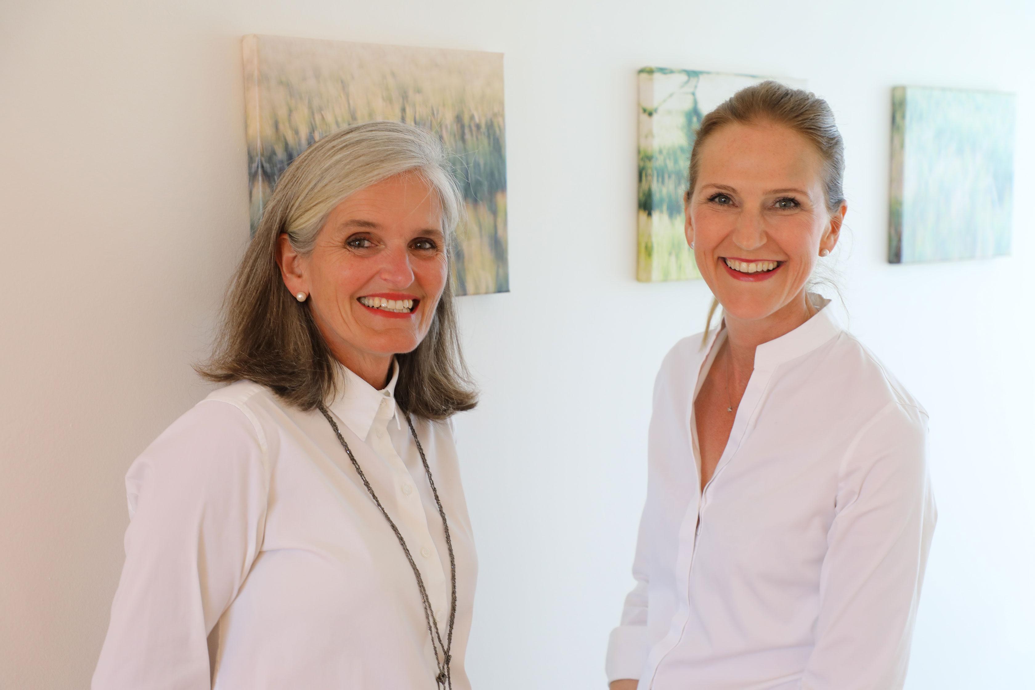 Dr. med. Ariane Netzer und Dr. med. Claudia Gehring
